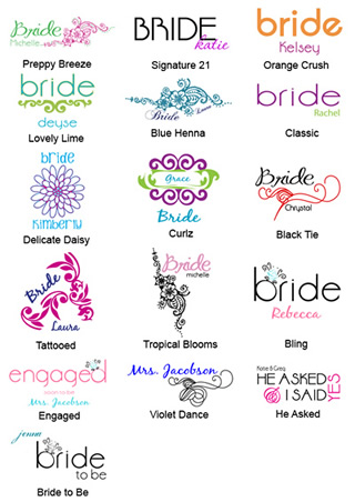 personalized wedding t-shirts